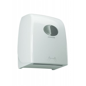 AQUARIUS* Rolhanddoekdispenser 6959 Wit - Kimberly Clark
