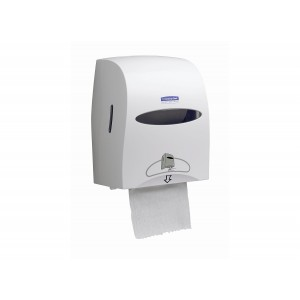 KIMBERLY-CLARK PROFESSIONAL* Elektronische No Touch Handdoekroldispenser 9960 Wit - Kimberly Clark