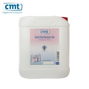 CMT Hand Disinfection alcoholgel 5000ml 43480305