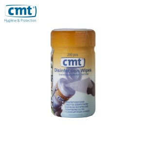 CMT Disinfection wipes 200 wipes 43650534 Wit - CMT